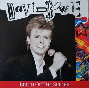 David Bowie 1987 April New York ,Tour Rehearsals - Bird Of The Spider - SQ 8+