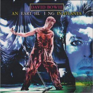 David Bowie 1997-10-10 Atlanta ,International Ballroom - An Earthling In Atlanta - (Eat A Peach EAT 88-100) - SQ 9+