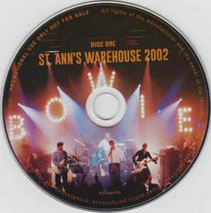 david-bowie-St.-Ann's Warehouse-2002-CD 1