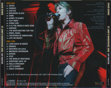 david-bowie-St.-Ann's Warehouse-2002-tray - Outer
