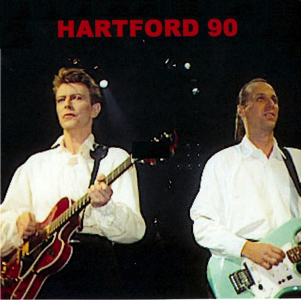 David Bowie 1990-07-23 Hartford ,Civic Center - Live at The Civic Centre Hartford 1990 - (Off master) - SQ 8+