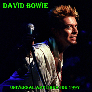 David Bowie 1997-09-13 Los Angeles ,Universal Amphitheatre - SQ 8,5