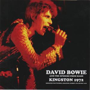 David Bowie 1972-05-06 London ,Kingston Polytechnic - Kingston 1972 - (Wardour 260) - SQ -8