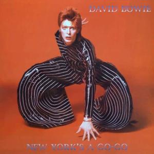 David Bowie 1973-02-15 New York ,Radio City Hall - New Yorks A Go Go - (No Label)-(Vinyl 16-44) - SQ 7+