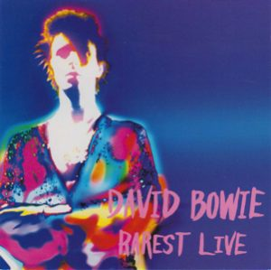 David Bowie 1972-10-20 Santa Monica ,Civic Auditorium - Rarest Live - SQ 9,5
