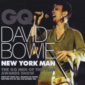 David Bowie 1997-10-15 New York ,Radio City Music Hall - New York Man - SQ 9+