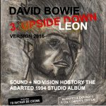 David Bowie 3. Upside Down - Leon Version 2016 ( 4 CD Limited Long-Box)- SQ 10