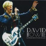 David Bowie 2004-05-10 Kansas City ,Starlight Theatre - Kansas Mountain Magic - (Golden Eggs Egg 32-33) - SQ 8,5