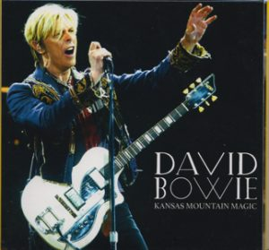 David Bowie 2004-05-10 Kansas City ,Starlight Theatre - Kansas Mountain Magic - (Golden Eggs Egg 32-33) - SQ 8,5