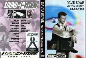 David Bowie 1990-08-04 Milton Keynes Bowl