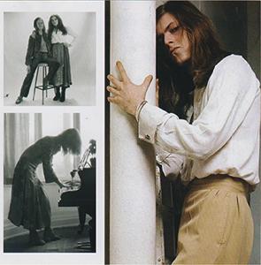 david-bowie-1971- - Rear