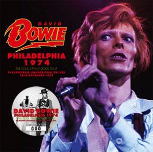 David Bowie 1974-11-18 Philadelphia ,Spectrum Theatre - Philadelphia 74 - (Wardour-234) - SQ -8