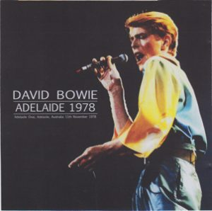 David Bowie 1978-11-11 Adelaide ,Oval Cricket Ground - Adelaide 1978 - (2019 uxbridge 985) - SQ -8
