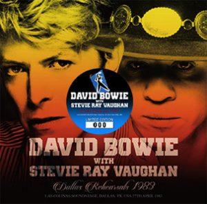 David Bowie 1983-04-27 Dallas ,Las Colinas ,Soundstage – Dallas rehearsals 1983 – (SBD) (Wardour-208) – SQ -9
