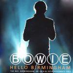 David Bowie 2003-11-19 & 20 Birmingham ,National Exhibition Centre – Hello Birmingham – (4CD Long Box) – SQ 9+