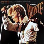David Bowie 1983-10-31 Kyoto, Furitsu Taiikukan - Kyoto 1983 - (Wardour-171) - SQ 8,5