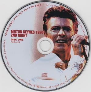 david-bowie-Milton-Keynes-1990-2nd-Night-Disc 1