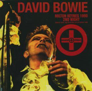 David Bowie 1990-08-05 Milton Keynes ,Milton Keynes Bowl - Milton Keynes 1990 2nd Night - (Wardour-198-SBD) - SQ 9+