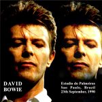 David Bowie 1990-09-23 Sao Paulo ,Estadio Do Palmeiras – (FM broadcast) – SQ 8