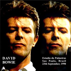 David Bowie 1990-09-23 Sao Paulo ,Estadio Do Palmeiras - (FM broadcast) - SQ 8