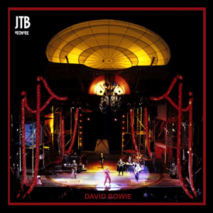 David Bowie 87-09-01 New York ,Madison Square - Glass Spider In Medison Square Garden - SQ -9
