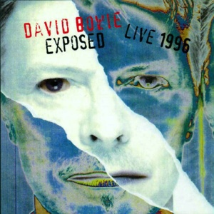 David Bowie 1996-06-22 St.Goarshausen ,Loreley ,Open Air Festival - Exposed Live 1996 -(Japanese Release) - SQ 9