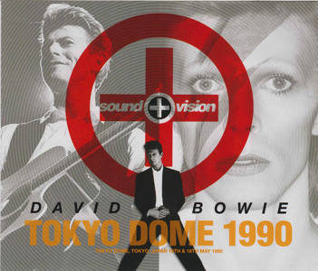 david-bowie-Tokyo Dome 1990-Front