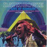 David Bowie 2000-06-25 Gladstonbury ,Worthy Farm ,Glastonbury Festival - Live At Midnight: Glastonbury Festival 2000 - (sound and vision 2CD) - SQ -10