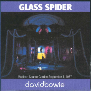 David Bowie 1987-09-01 New York ,Madison Square Garden - Glass Spider - SQ -9