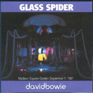 David Bowie 1987-09-01 New York ,Madison Square Garden - Glass Spider - SQ -9