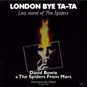 David Bowie 1973-07-03 London ,Hammersmith Odeon - London Bye Ta-Ta - (JimmyShelter) - SQ 9