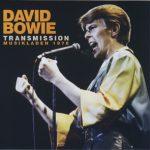 David Bowie Transmission Musikladen 1978 (Musikladen 78, Berlin 78 EP, Dallas Convention Centre 78) (wardour-259) - SQ 9