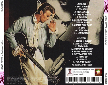 david-bowie-a-real-man's-man-HUG035CD-backos