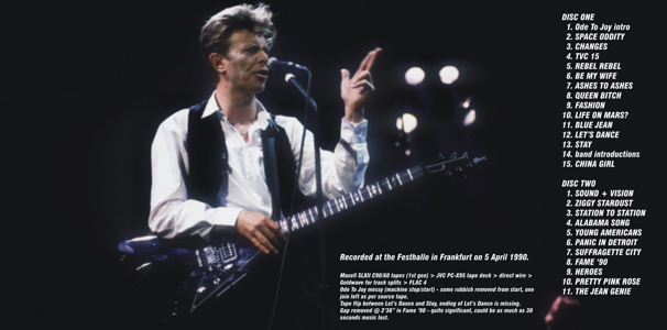 david.bowie-to-all-the-gays-HUG061CD-frontis