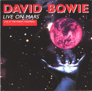 David Bowie 1983-07-12 Montreal ,Montreal Forum - Live On Mars - (Soundboard) - SQ 9,5