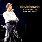 David Bowie 1978-05-27 Marseilles ,Palais des Sports - Marseilles ,Fr ,May 27 ,1978 - SQ -8.