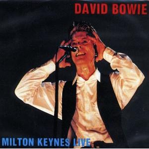 David Bowie 1990-08-05 Milton Keynes ,Milton Keynes Bowl - Live At Milton Keynes - (feedthegoat ) - SQ 9+