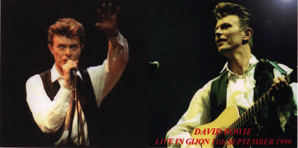 david-bowie-Live-in-Gijon - Front