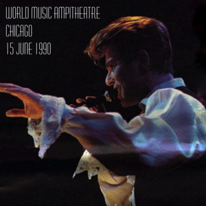 David Bowie 1990-06-15 Chicago ,World Music Theater Tinley Park (Master-MIKE1061 & KRW-Co) - SQ 7