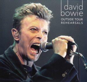 David Bowie 1995-11-08-13 Borehamwood ,Estree Studios - Outside Tour Rehearsels - SQ 10