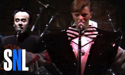 The moment Bowie performed on SNL in 1979 and ushered in a new decade of artistic advancements