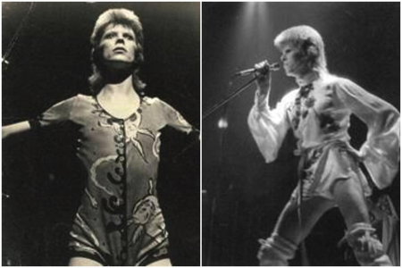 david-bowie-Brighton-Dome on May 23, 1973