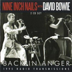 David Bowie 1995-10-11 St.Louis ,Riverport Amphiteatre - Back In Anger - SQ 9,5