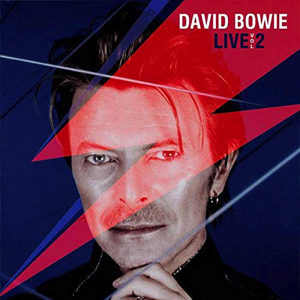 David Bowie Live Volume 2 (10CD total) - SQ 8-9