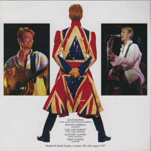 david-bowie-shepherd's-bush-empire-1999-2nd-night-Front - OuterFront - Inner