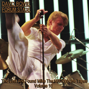David Bowie 1978-04-04 Los Angeles ,Inglewood Forum - Forum Stage - SQ 8+
