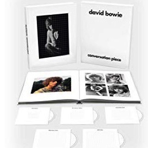 David Bowie Conversation Piece (5CD box set covering 1968-69 era - Demos & radio sessions - New mix of Space Oddity album - Previously unreleased tracks)