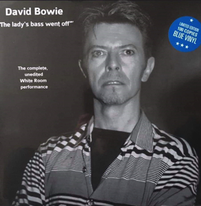 David Bowie 1995-12-14 London ,Westway Studios - The White Room - (Complete Audio Recording) (Vinyl RIP) - SQ -9