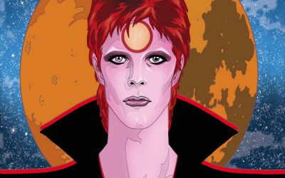 The Life of David Bowie Will Be Chronicled in Groovy New Graphic Novel
