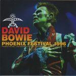 David Bowie 1996-07-18 Phoenix ,Stratford-On-Avon ,Long Marston Airfield (Phoenix Festival) – Phoenix Festival 1996 – SQ 9